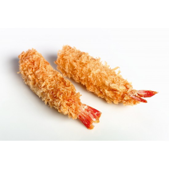 Breaded Shrimp Torpedo (20G X 10PCS X 20TRAY)