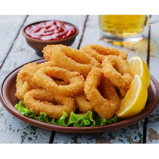 BREADED SQUID RING (1KGX10PKT)