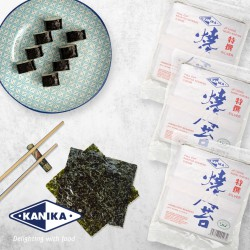 NORI FULL CUT [50PCS/PKT] (0.238KGX84PKT)