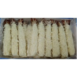 BREADED SHRIMP (TORPEDO) 10PCS/TRAY