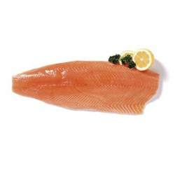 FROZEN SALMON FILLET TRIM C-10KG