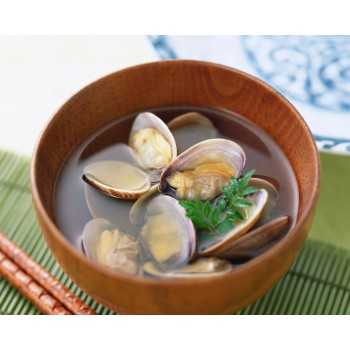 Frozen Whole Shell Clam 10/20 (908GM X 10PKT)