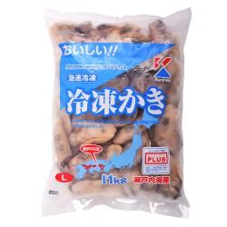 JAPAN OYSTER MEAT L (1KGX10PKT)