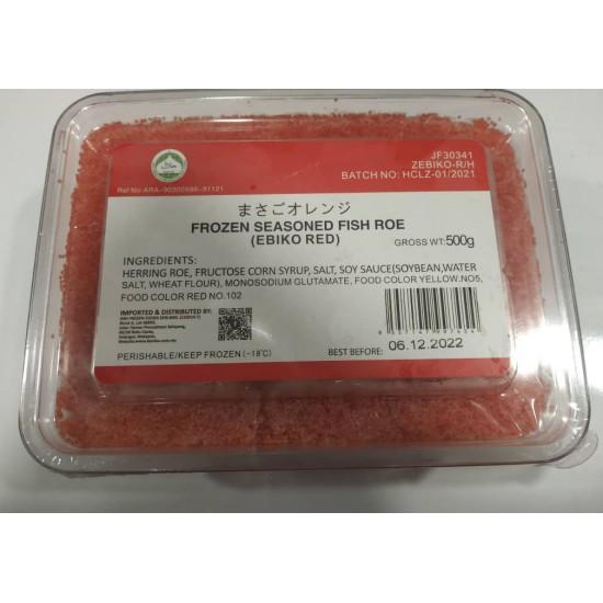 S/HERRING FISH ROE RED (500GMX12BOX)