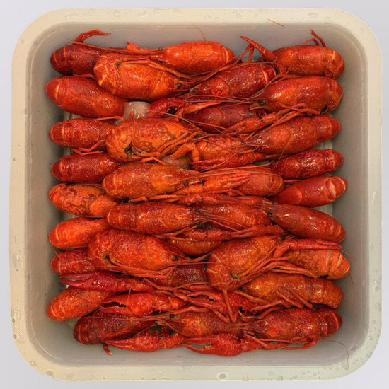FROZEN SPICY CRAWFISH [16-22PCS/PKT] (750GMX10PKT)
