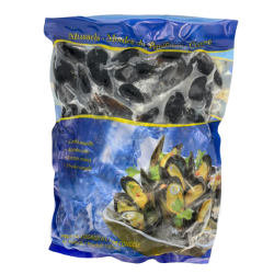 Chile Whole Shell Mussel [WSM-1] (1KG X 5PKT)