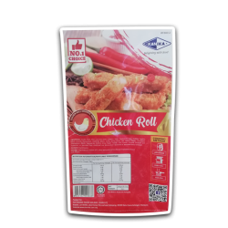 KANIKA CHICKEN ROLL ORIGINAL [4PC/PKT] (240GMX20PKT)
