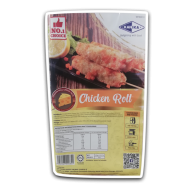 KANIKA CHICKEN ROLL CHEESE [4PC/PKT] (240GMX20PKT)