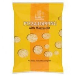 FF PIZZA TOP MOZZARELLA SHREDDED CHEESE (150GMX30PKT)