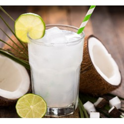 GENTREE COCONUT WATER WITH PULP (240MLX24CAN)